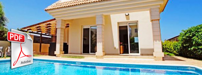Beautiful villa in Paralimni 170sqm