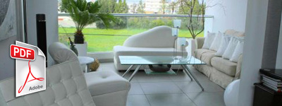 Luxury living in Nicosia 103sqm
