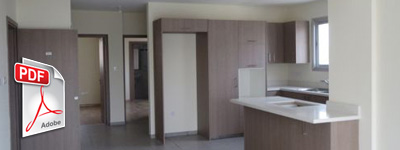 Cosy apartment Larnaca, 97sqm